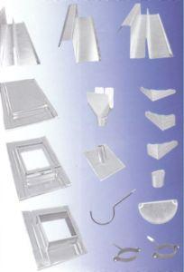 Ereszcsatorna rendszer kiegészítő termékei
