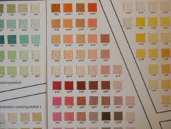 Milyen színű lesz a házad?