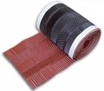 Univerzális szellőzést biztosító gerincalátét elem – Roll-o-mat